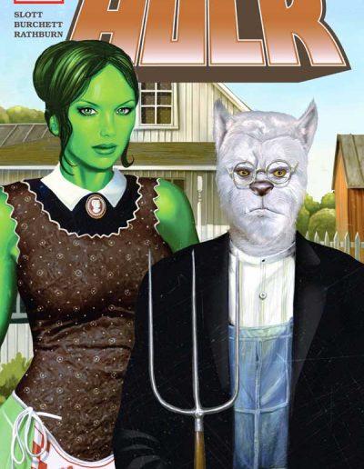 She-Hulk (Vol 2) #11 - October 2006