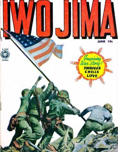 Spectacular Features Magazine #12 (Iwo Jima) - June 1950