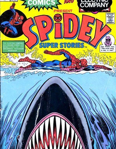 Spidey Super Stories #16 - April 1976