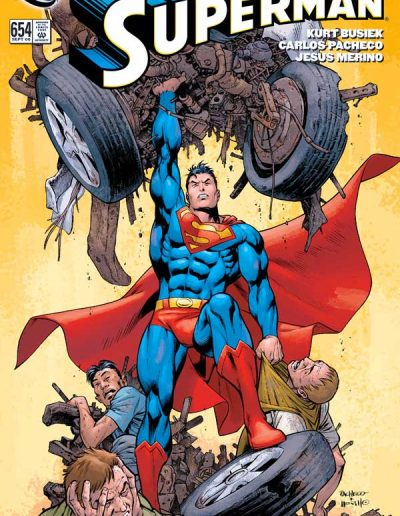 Superman #654 - September 2006