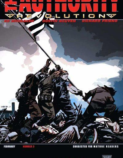 The Authority: Revolution #3 - February 2005