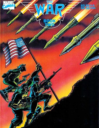 The War: Book Two - December 1989