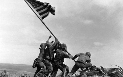Iwo Jima Homage Covers
