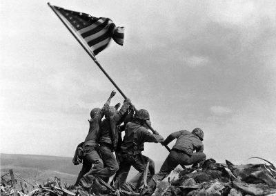 Iwo Jima Homage Covers