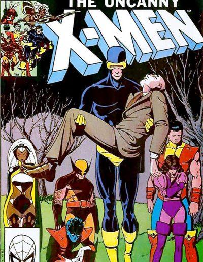 Uncanny X-Men #167 - March 1983
