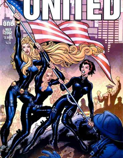 Lady Death/Chastity/ Bad Kitty: United #1 - May 2002