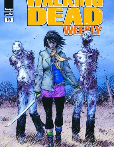 The Walking Dead Weekly #19 - May 2011