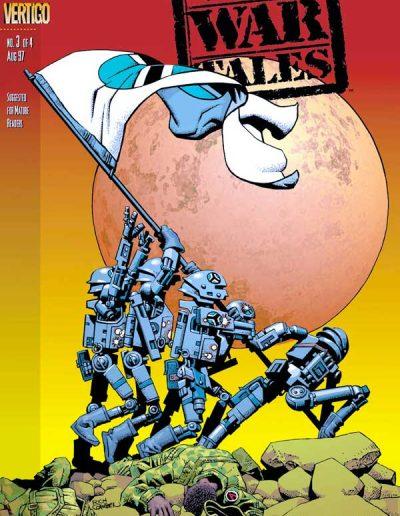 Weird War Tales (Vol 2) #3 - August 1997