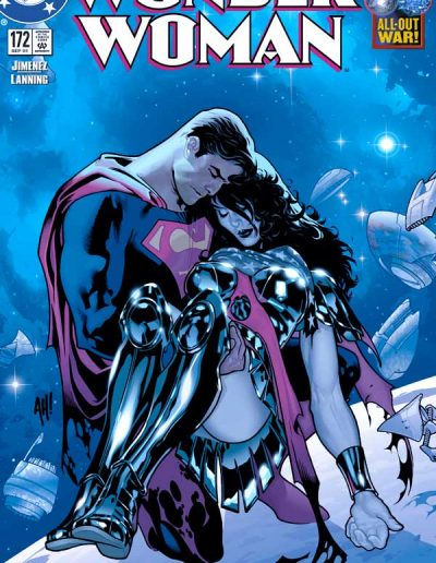 Wonder Woman (Vol 2) #172 - September 2001