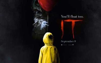 IT (2017 Movie Poster) Homage Covers