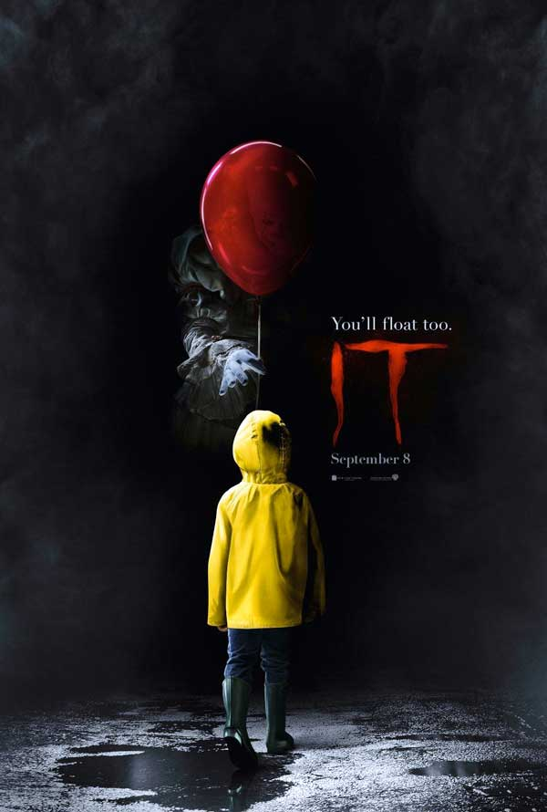 Stephen King's IT Movie Poster 2017