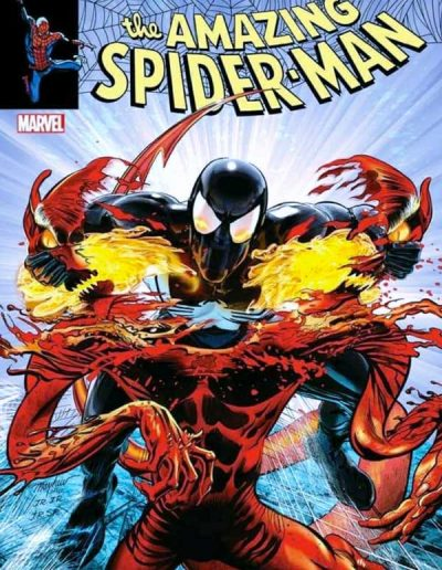 Amazing Spiderman (Vol 4) #800 (Mike Mayhew Classic Variant) - July 2018