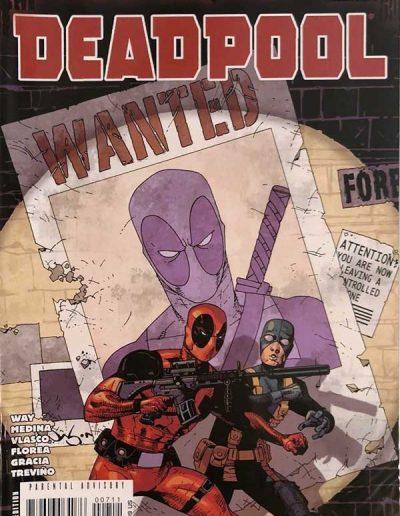 Deadpool (Vol 2) #7 - April 2009
