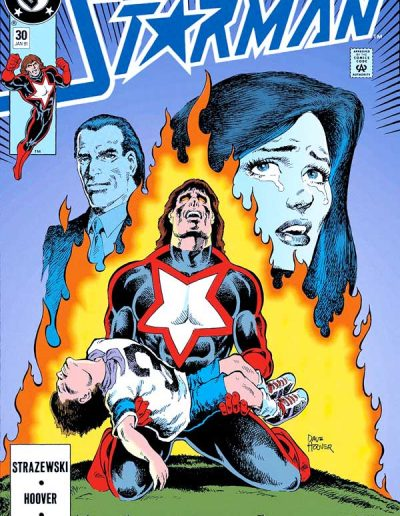 Starman #30 - January 1991