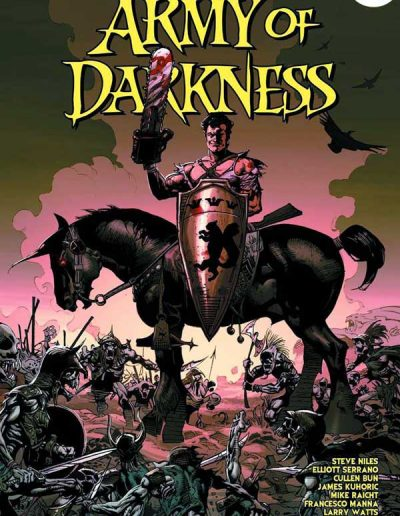 Army of Darkness 48-Page Special - December 2013