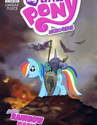 My Little Pony: Micro Series #2 - March 2013