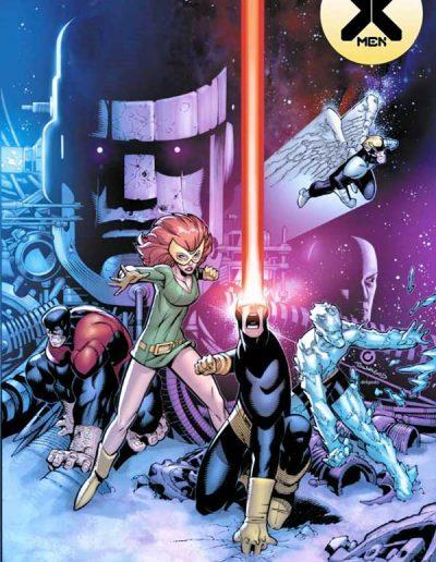 X-Men (Vol 5) #1 (Hidden Gem Bachalo Variant) - December 2019