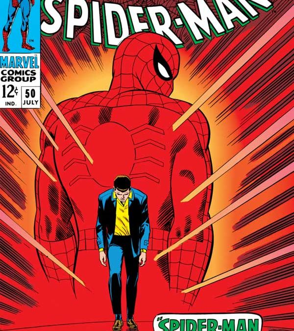 Amazing Spiderman #50 Homage Covers