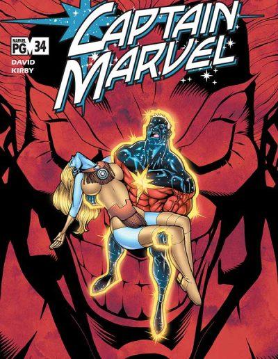 Captain Marvel (Vol 3) #34 - September 2002