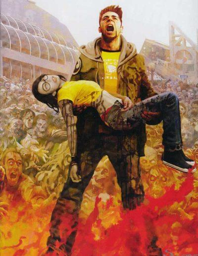Fanboys vs Zombies #1 (Suydam 1:100 Virgin Variant) - April 2012