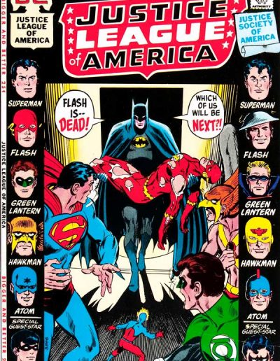 Justice League of America #91 - August 1971