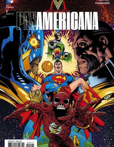 Pax Americana #1 (Patrick Gleason Incentive) - January 2015
