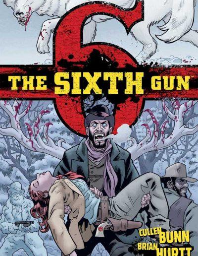 The Sixth Gun Book 5 (TPB) - September 2013