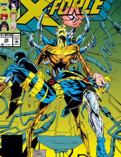 X-Force #39 - October 1994