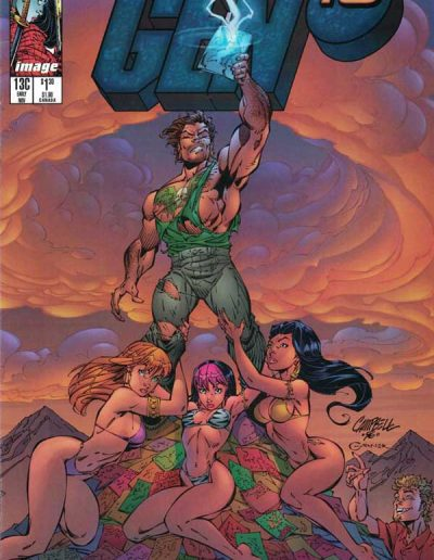 Gen 13 (Vol 2) #13 - November 1996