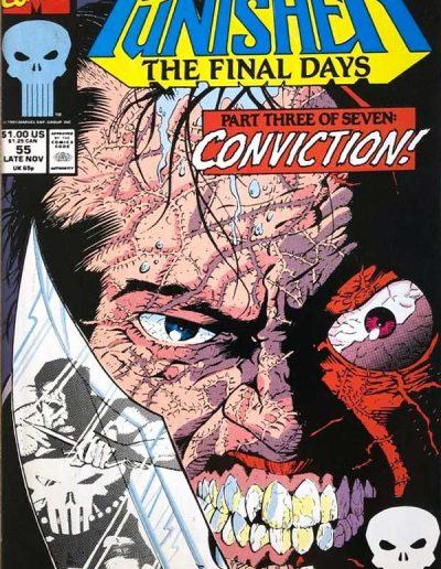 The Punisher (Vol 2) #55 - November 1991