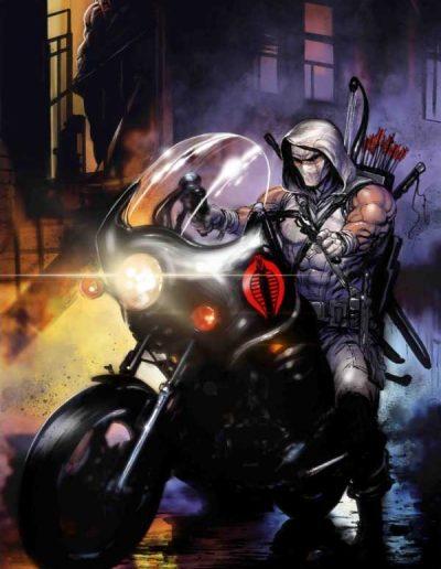 Snake Eyes: Dead Game #2 (Tyler Kirkham Color Variant) - August 2020