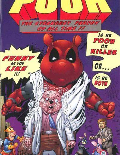 Do You Pooh? #1 (Hulk #1 Parody) - Date Unknown