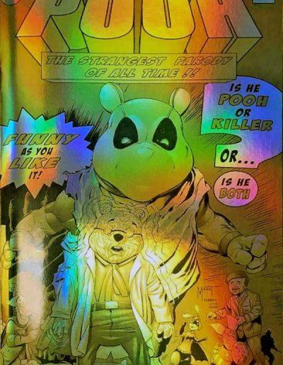 Do You Pooh? #1 (Hulk #1 Foil Parody) - Date Unknown