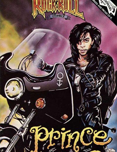 Rock n' Roll Comics #21 - February 1991