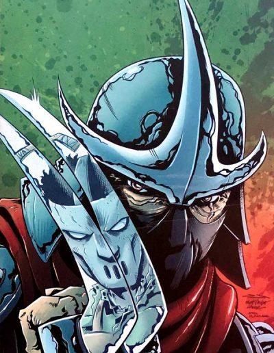 Teenage Mutant Ninja Turtles (Vol 6) #22 (Jetpack Virgin Variant) - May 2013