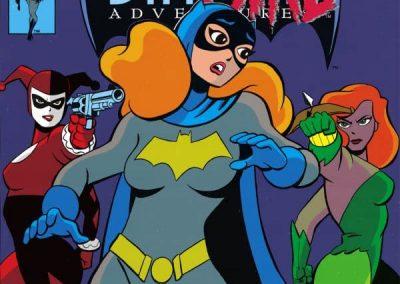 Batman Adventures #12 Homage Covers