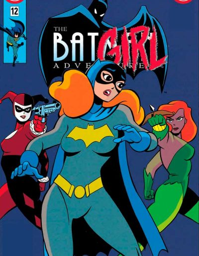 The Batman Adventures #12 (Dollar Comics Reprint) - March 2020