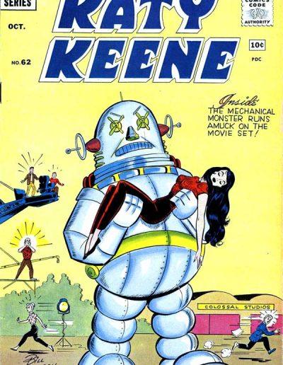 Katy Keene #62 - October 1961