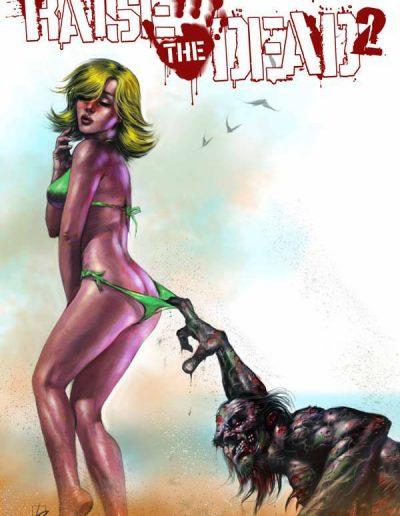 Raise the Dead 2 (Hardcover) - January 2012