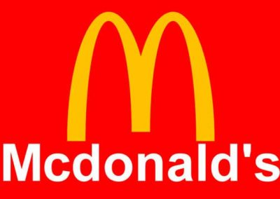 McDonald's (Restaurant Chain) Homage Covers