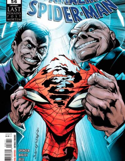 Amazing Spiderman (Vol 5) #56 - March 2021