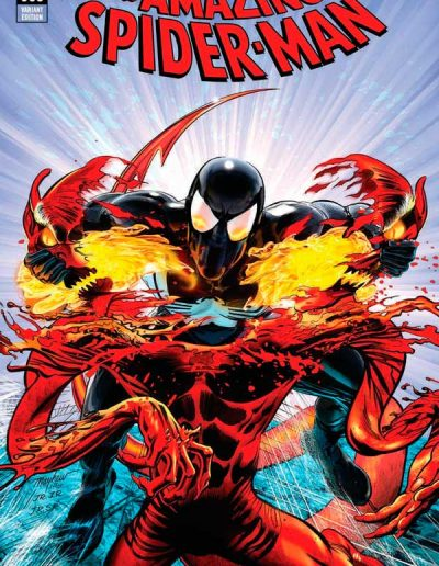Amazing Spiderman (Vol 4) #800 (Mike Mayhew Variant) - July 2018