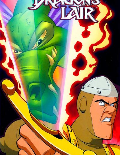 Dragon's Lair (Vol 2) #4 (Variant) - June 2007