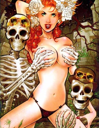 Grimm Fairy Tales 2012 Halloween Special (Steampunk Nice Variant) - October 2012