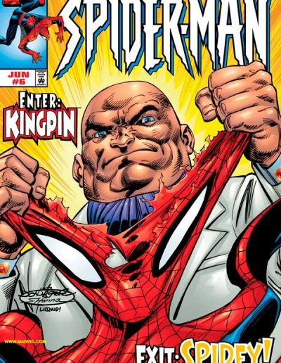 Peter Parker: Spiderman #6 - June 1999