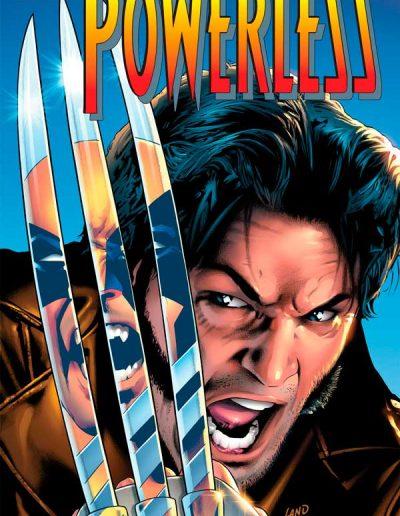 Powerless #5 (Greg Land) - December 2004