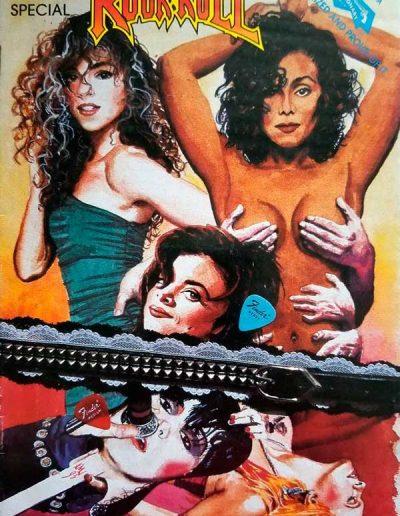 Women in Rock Special #1 - December 1993