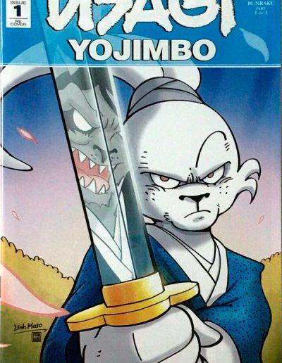 Usagi Yojimbo (Vol 4) #1 (Linh Nguyen Nashville Con Variant) - June 2019
