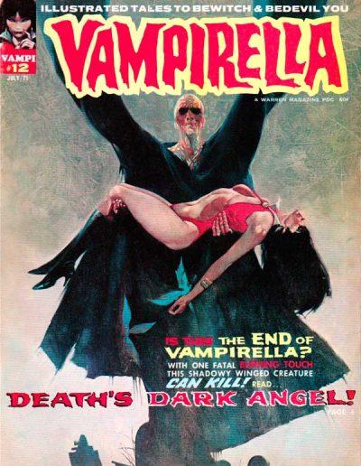 Vampirella #12 - July 1971
