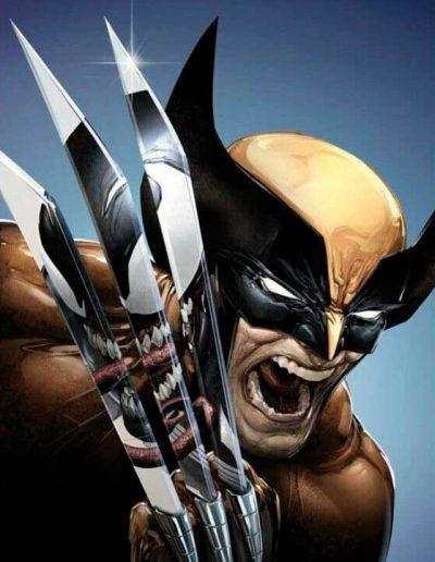 Wolverine (Vol 7) #8 (Clayton Crain Virgin Variant) - February 2021